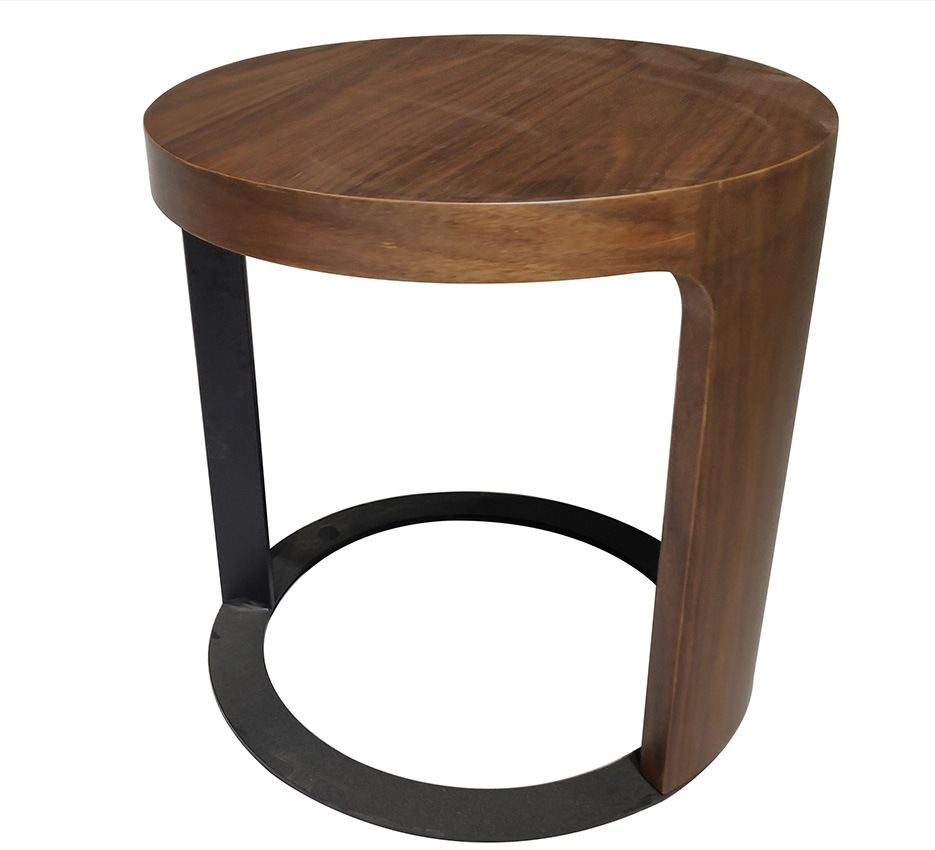 China Small Round Table Solid Wood Side Table Iron Side Table Minimalist Side Table Modern Side Table China Small Round Table Solid Wood Side Table