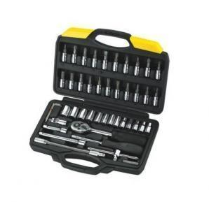"46PCS 1/4""Dr Socket Set in Blowing Case (FY1046B1) pictures & photos"