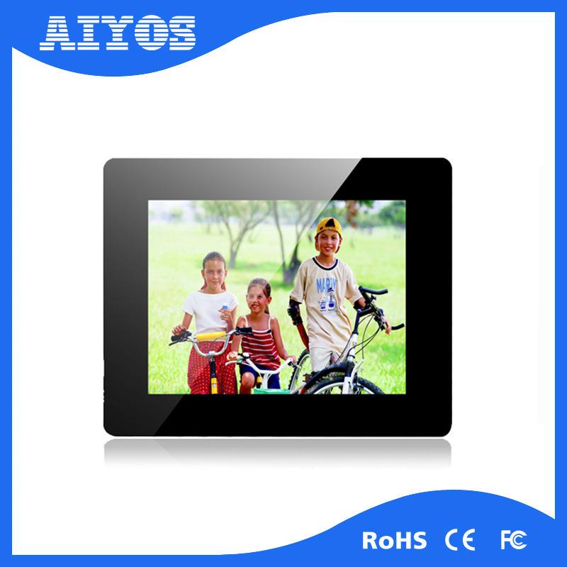 China Portable Mirror Aiyos IPS Digital Frame with Internal Battery ...
