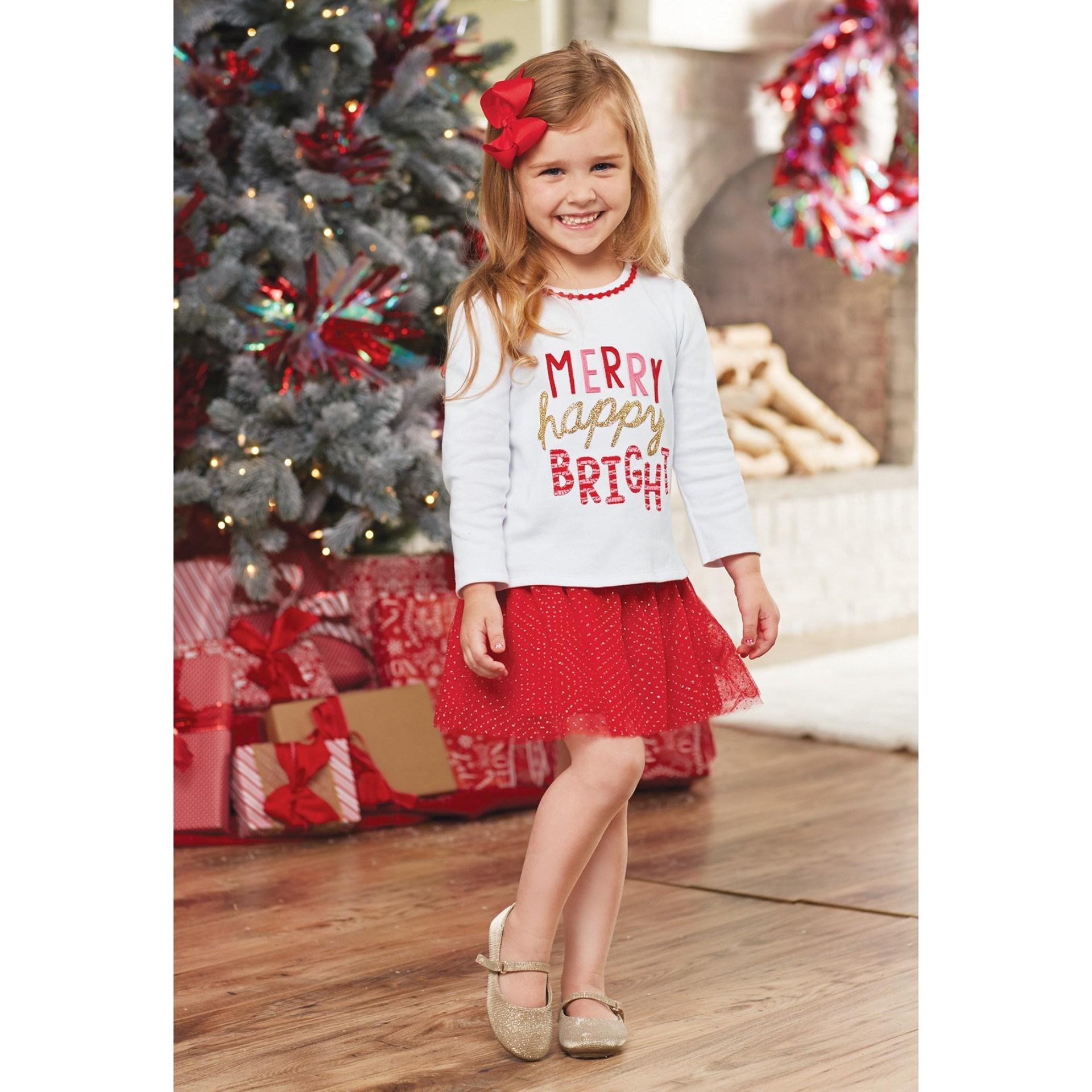 China Toddler Kids Baby Christmas Clothes Santa Striped Princess