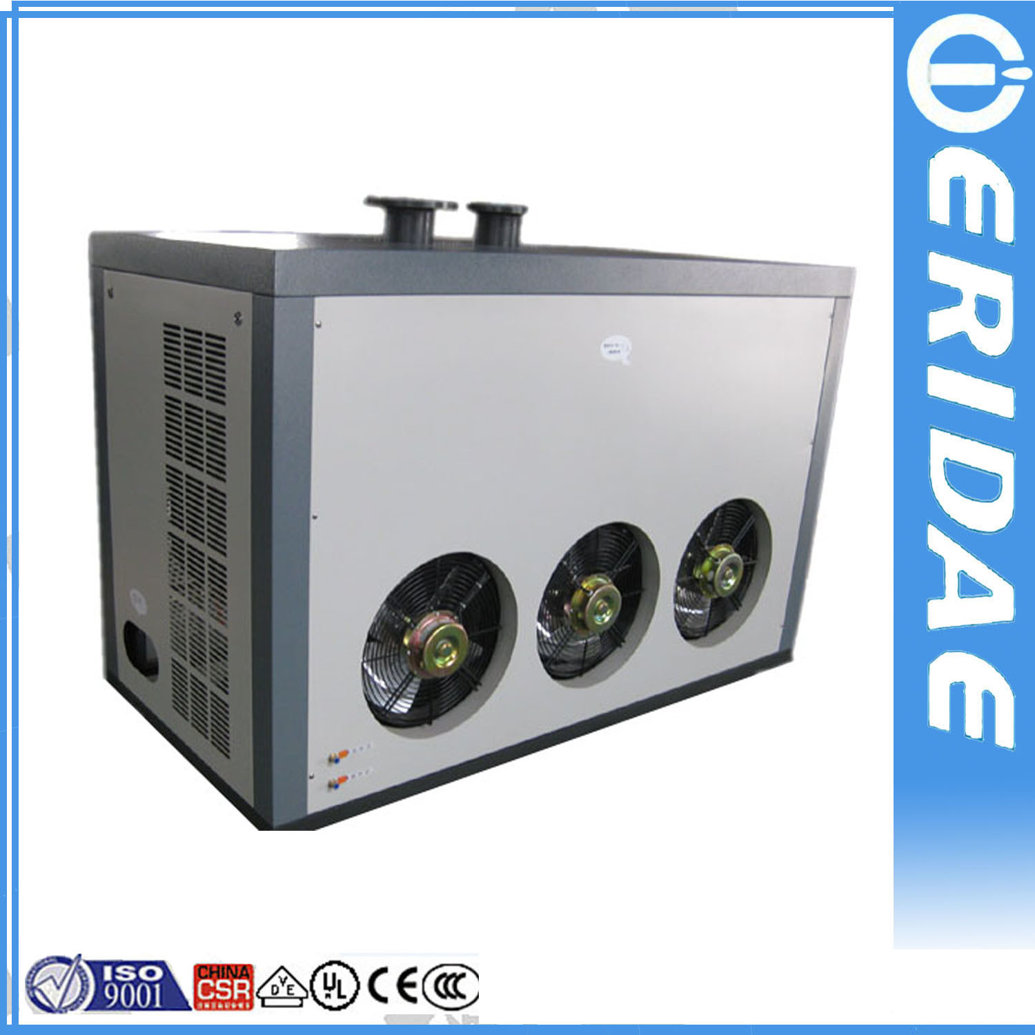 Air Dryer For Air Compressor >> Hot Item Factory Direct Sell Air Cooling Air Dryer Freeze Dryer For Air Compressors