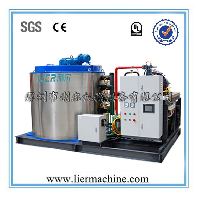 China Top1 Newest Design Ice Making Machine for Seafood Ice Factory Processing pictures & photos