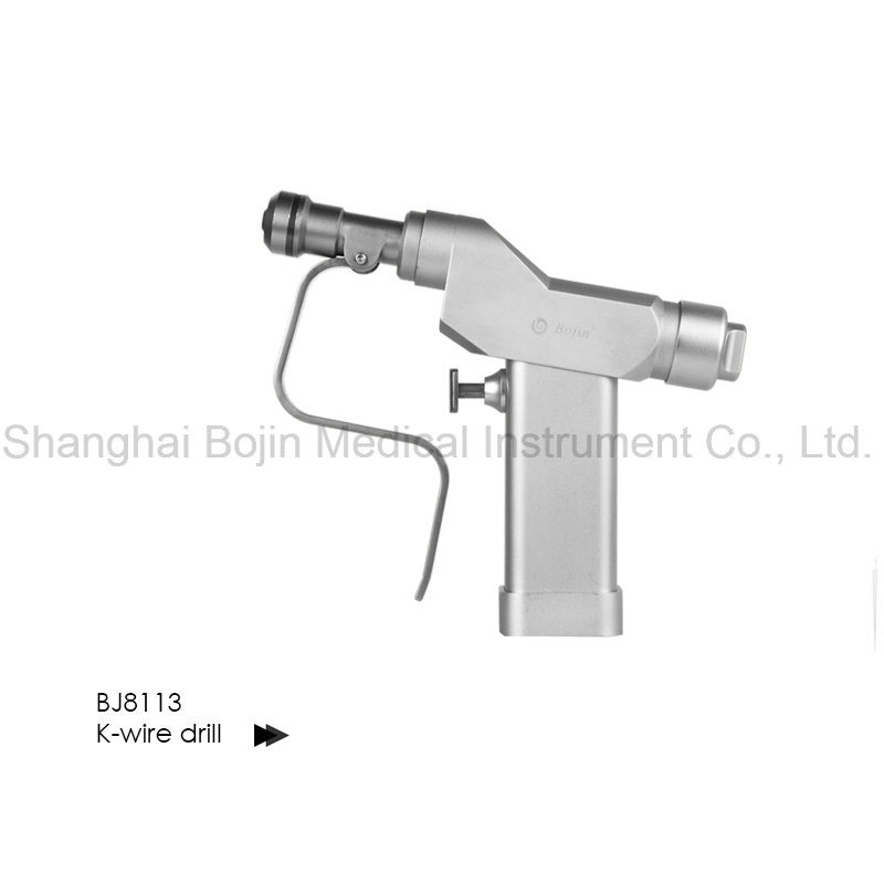China Orthopedic Surgical Medical K Wire Driver (BJ8113) - China K ...