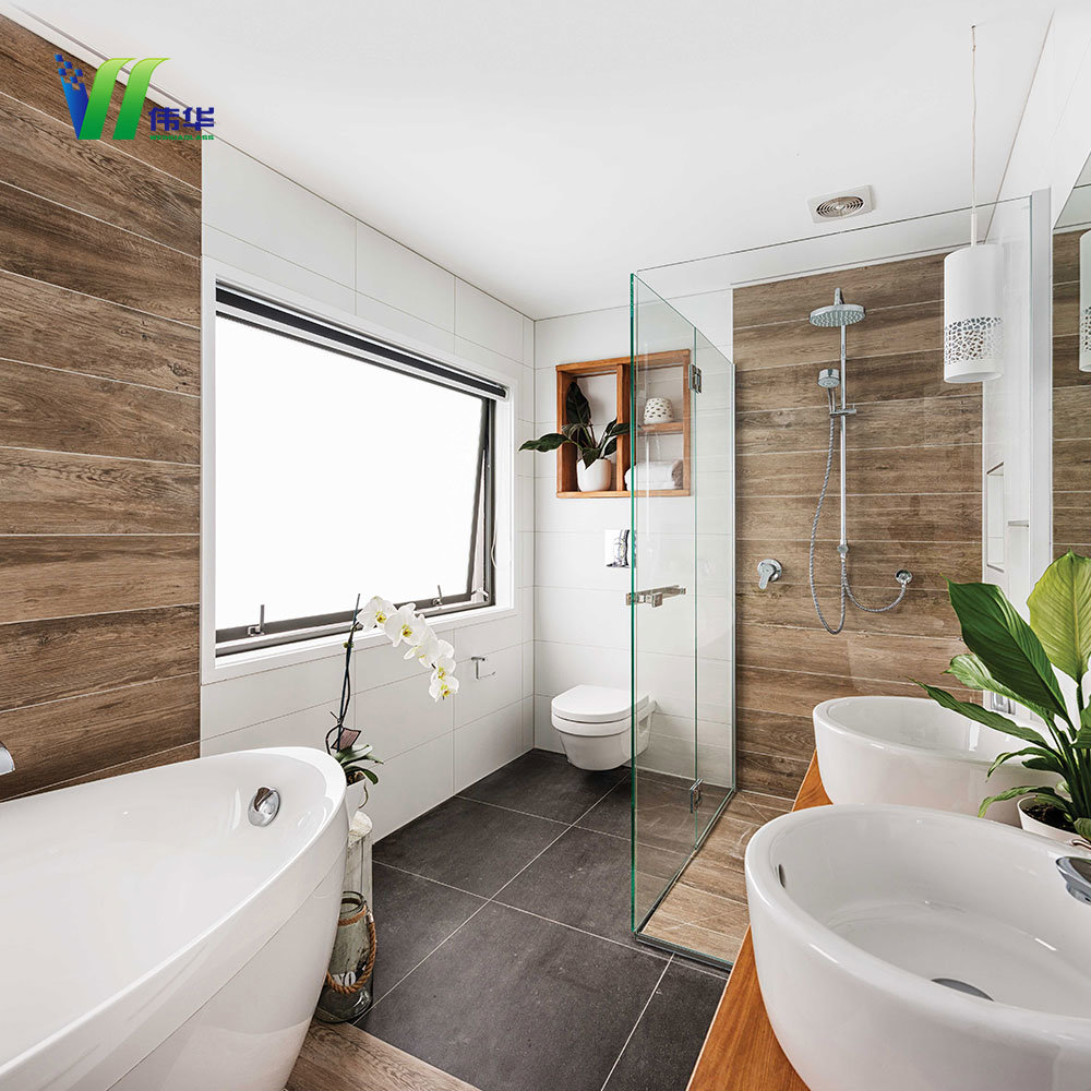 China Wholesale 12mm Thick Tempered Glass Door for Bathroom ...