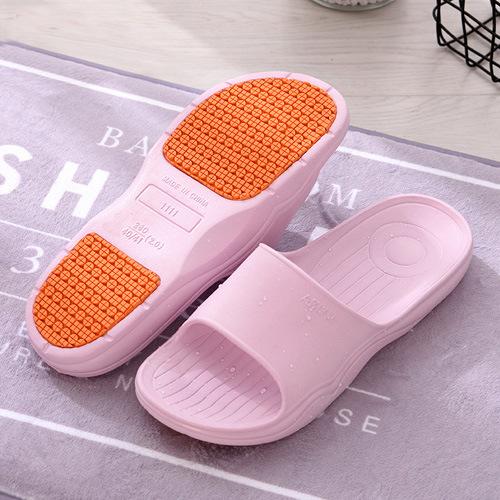 China Bathroom Antiskid Slippers