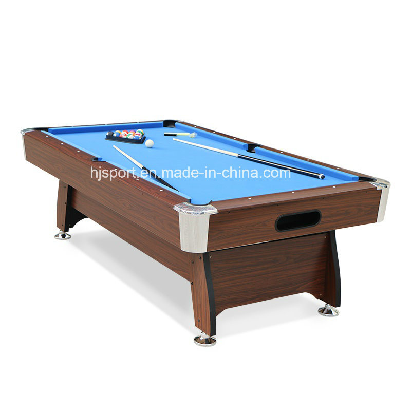 China 8ft Modern Design Auto Ball Sport Pool Table Full Accessory Kit Snooker