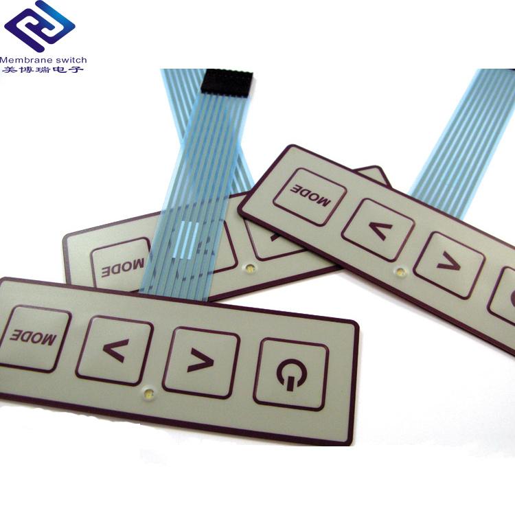 [Hot Item] Mini Membrane Arabic Numeric Keypad Function Keys Keyboard