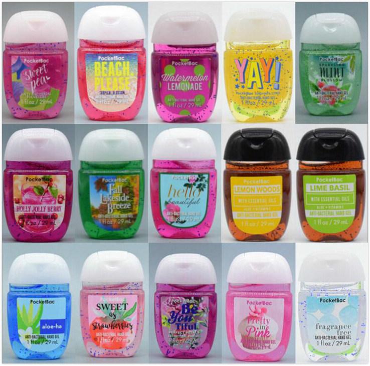 [Hot Item] Hot Sale Waterless Portable Travel Mini Hand Sanitizer Wholesale