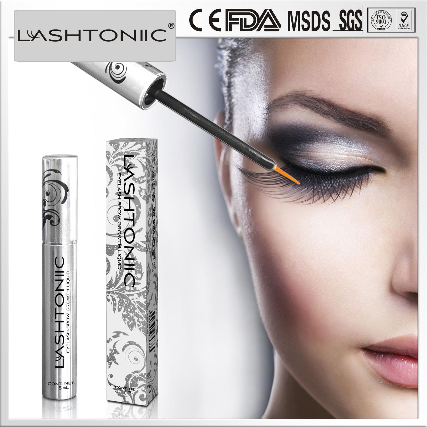 China Effective And Safe Herbal Lashtoniic Eyelash Eyebrow Enhancing
