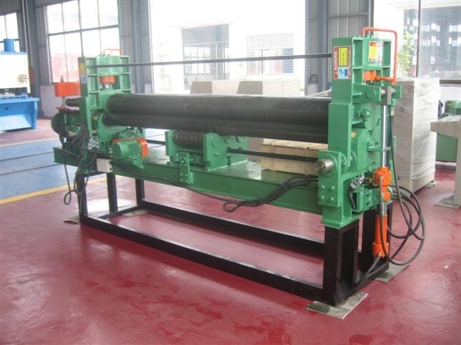W11s Series up Roller Universal Rolling Machine