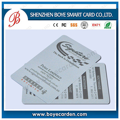 China Plastic Promotion Gift Card Free Sample Card Personalization ...