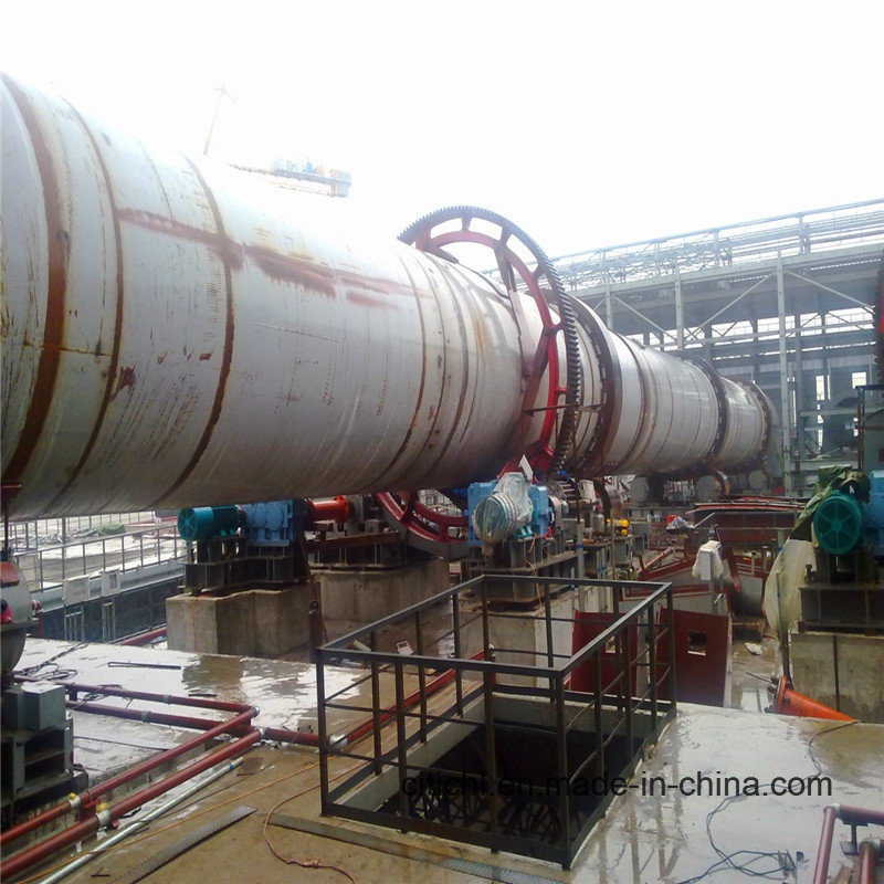 Dry Process Cement Production Rotary Kiln pictures & photos