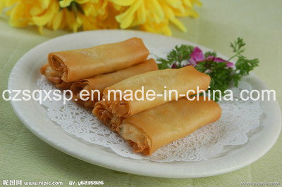 15g Vegetables Spring Roll, Frozen Food, Frozen Style pictures & photos