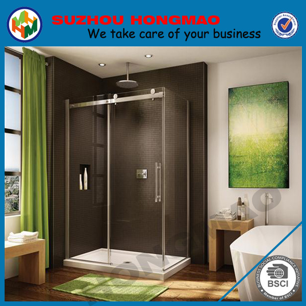China 4 Sided Shower Enclosures Complete Shower Room - China Shower ...