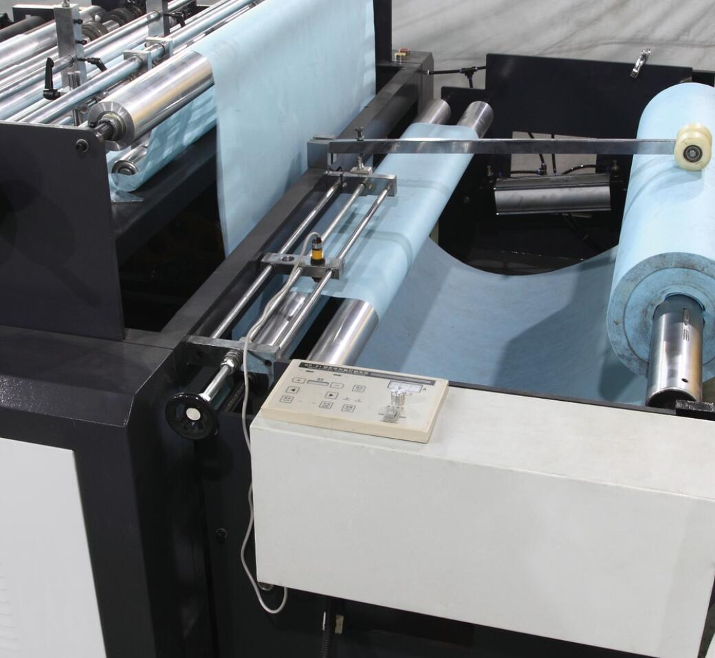 Non-Woven Bag Making Machine pictures & photos