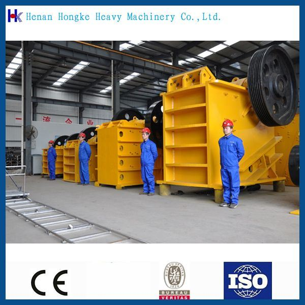 China Capacity 10-300t/H Stone Jaw Crusher for Mining pictures & photos