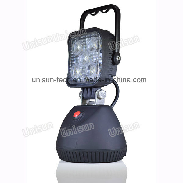 "3"" 12V 15W Rechargeable LED Work Light pictures & photos"