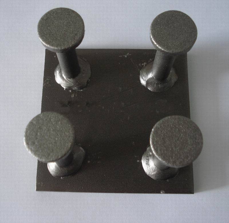 Concrete Precast Steel Lifting Fastening Anchor Welded Plate (Construction Hardware)