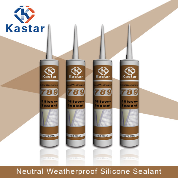 High Performance Neutral Weather-Proof Super Glue