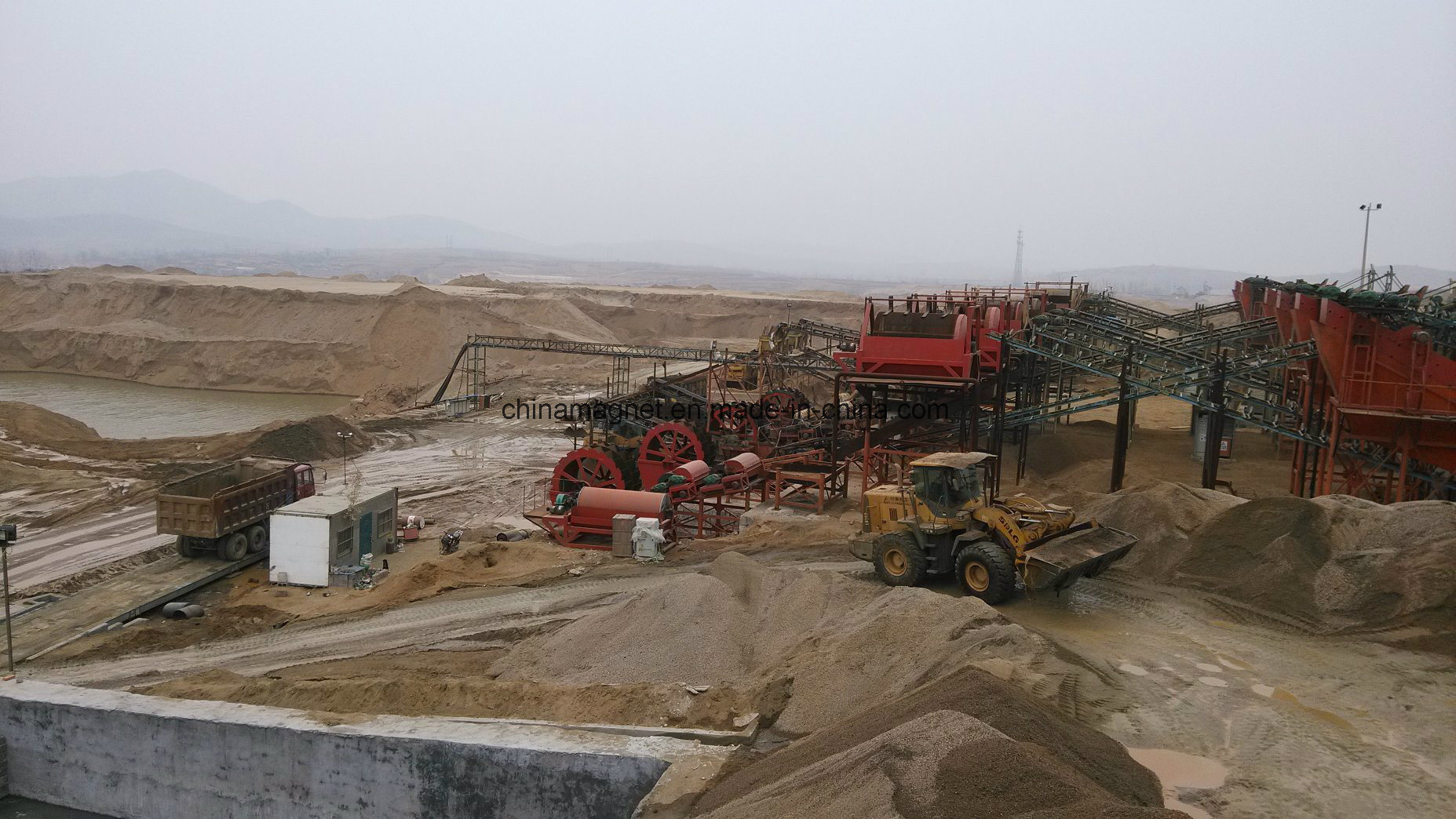 Xs Series Sand Making Machine/ Sand Washer for Gold Mining pictures & photos