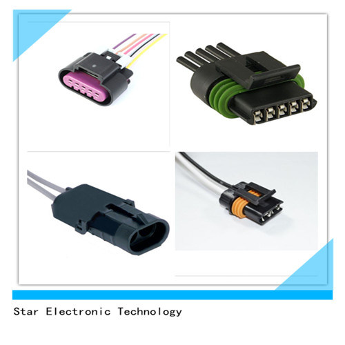 Awesome China Customozed Auto Pigtail Wiring Harness Connector 5Pin 2 Pin 1 Wiring Cloud Hisonuggs Outletorg