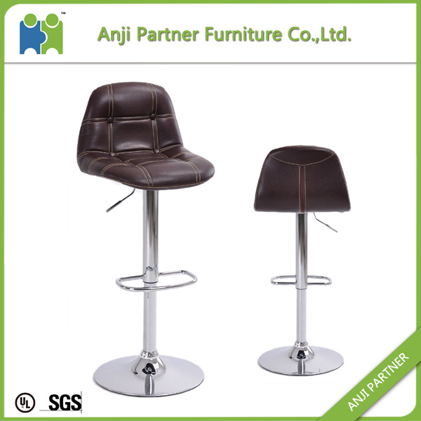 Affordable Excellence Modern Leather Swivel Bar High Chair (Soulik) pictures & photos