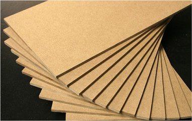 China HDF / High Density Fiberboard - China Hdf, Plain Hdf