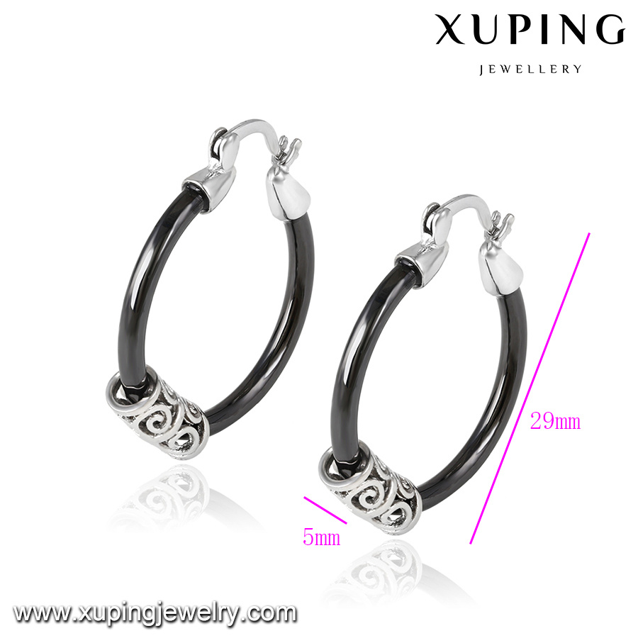 92867 New Arrival Fashion Ceramic Earring in Stainless Steel Plated pictures & photos