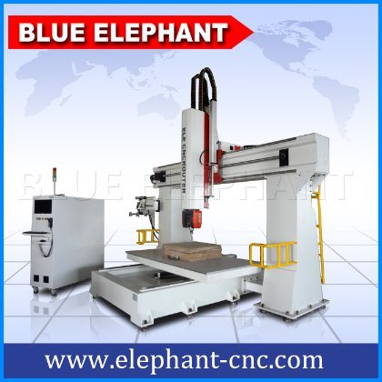 High Quality Cnc Engraver Foam Cutting Machine 5 Axis Cnc Router For Wood Metal Mould