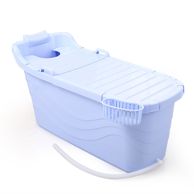 China SGS Test Passed Portable Plastic Bathtub for Adult - China ...
