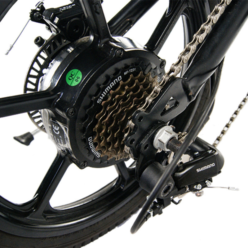 304e130f586 China New Product Portable 16inch Folding Electric Mini Bike Bicycle,  Foldable Ebike for Sale