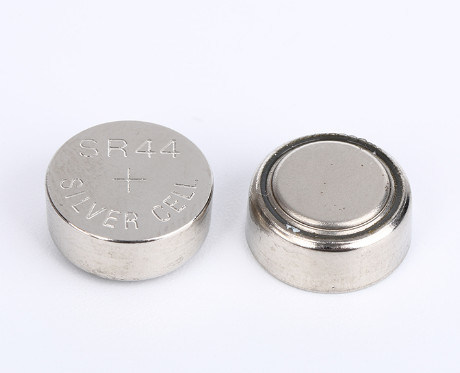 China Sr44 Silver Oxide Cell Battery Button for Watch - China Sr44 Watch  Battery and Silver Oxide Battery Sr44 price