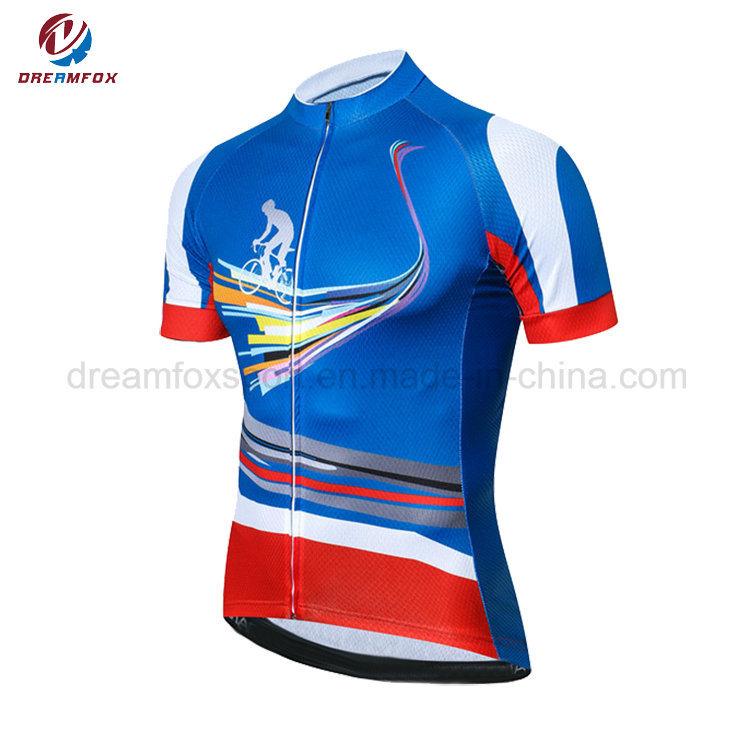 5f2435868 High Quality Sportswear Custom Cycling Jerseys Sublimation Printing Cycling  Wear