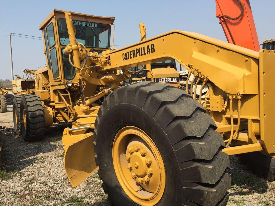 China Used Cat 14G Motor Grader Caterpillar 14G Grader for Construction -  China Motor Grader, Cat 14G