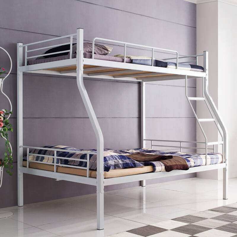 China Bedroom Furniture Metal Bed Frame/Steel Bunk Bed/Double Decker ...