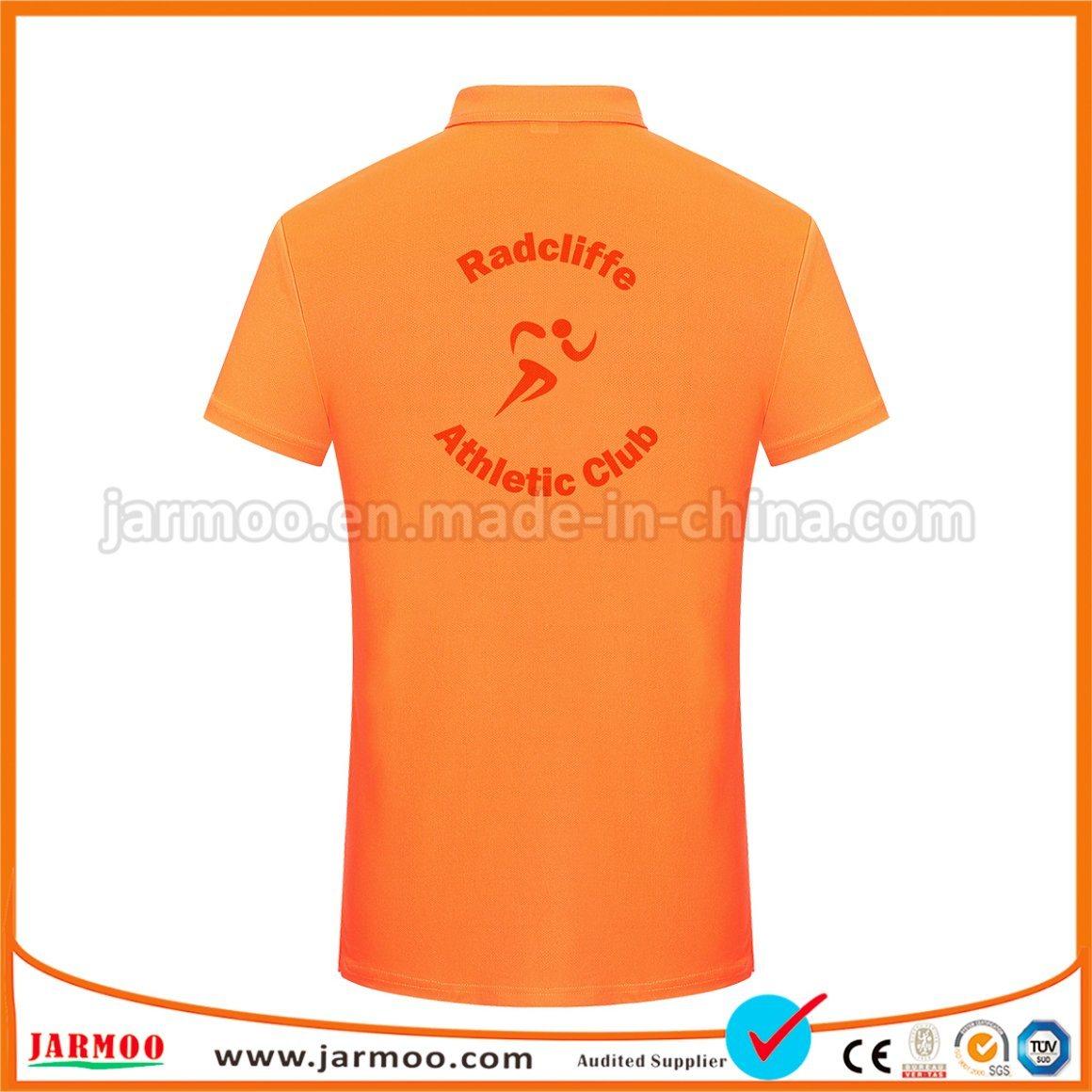 China Logo Printed Custom Dye Sublimation T Shirt China Polo T