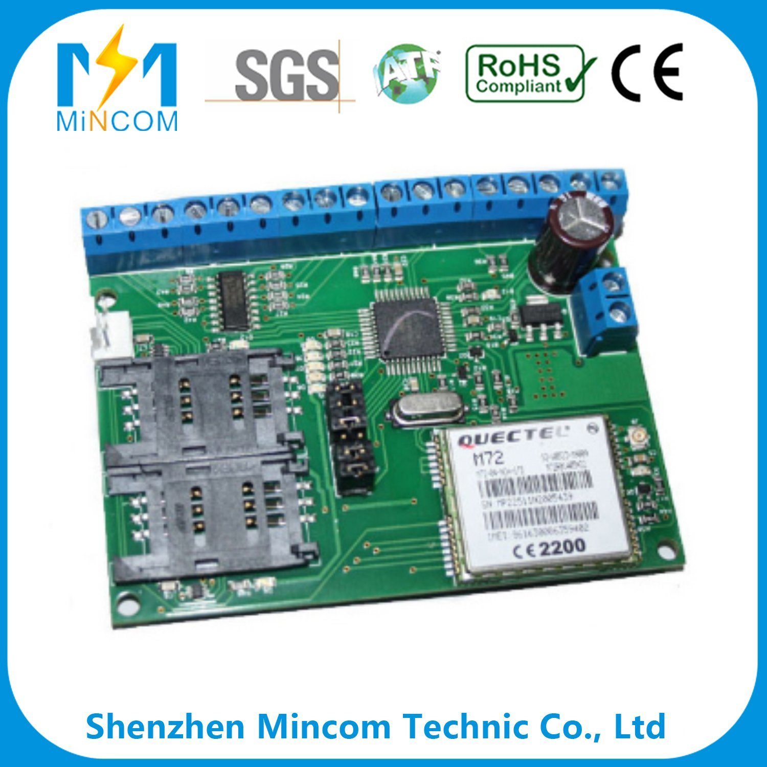 China Double Flex Board Manufacturers Suppliers Custom Printed Circuit Fr4 4 Layer 1oz Copper Pcb From Made In Chinacom