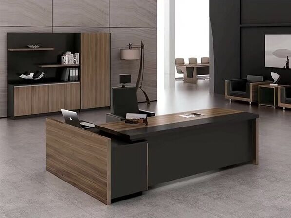 Table Office Furniture Factory L Shape