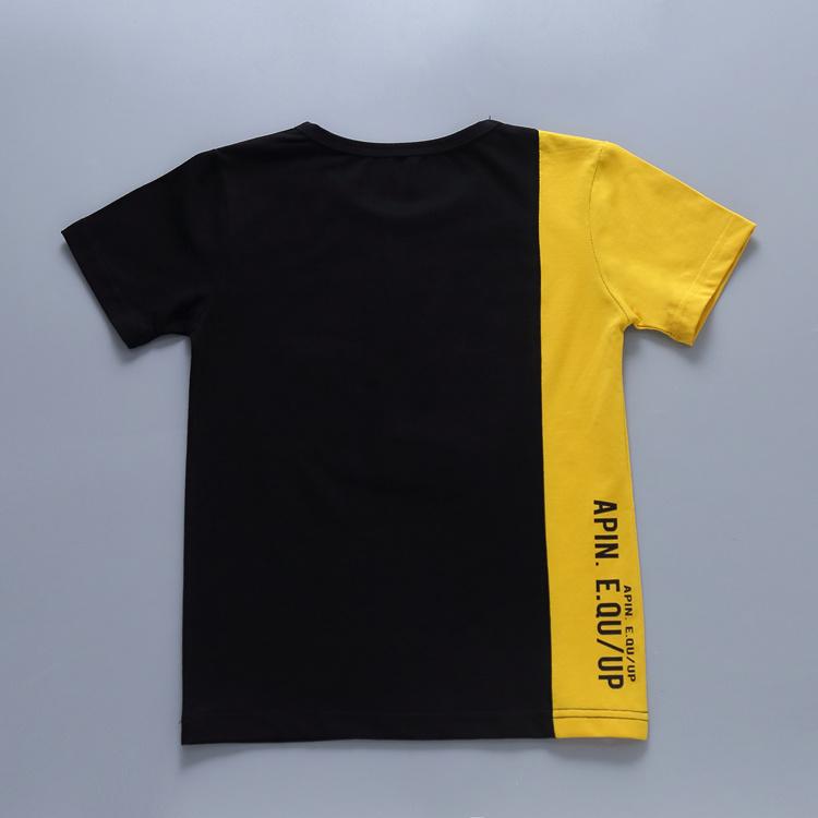 China Oem 2020 New Design Summer Top Quality Customized Cotton Printing Fashion Children S Clothing Kids T Shirt China T Shirt And Tshirt Price