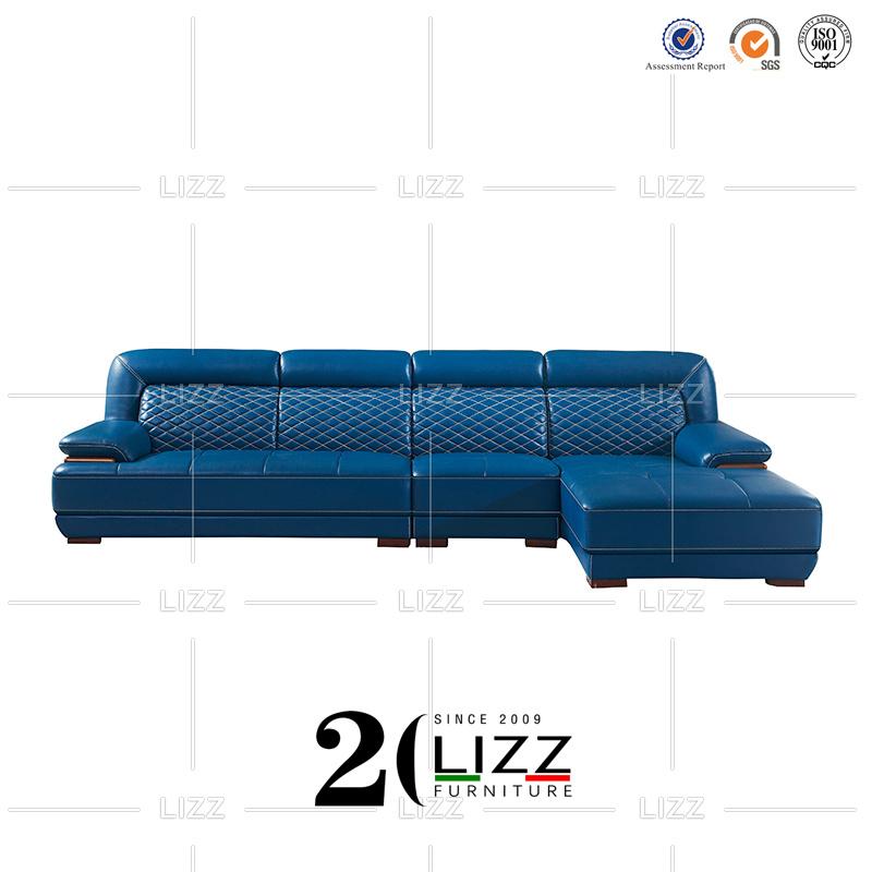 China Modern Furniture Navy Blue