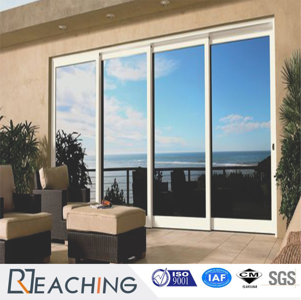 China Hot Selling Cheap Price Upvcpvc Glass Sliding Doors With Good