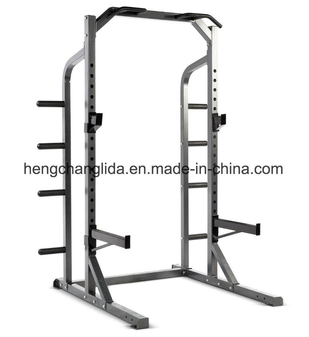 [Hot Item] Gym Equipment, Fitness, Hammer Strength, Half Power Rack