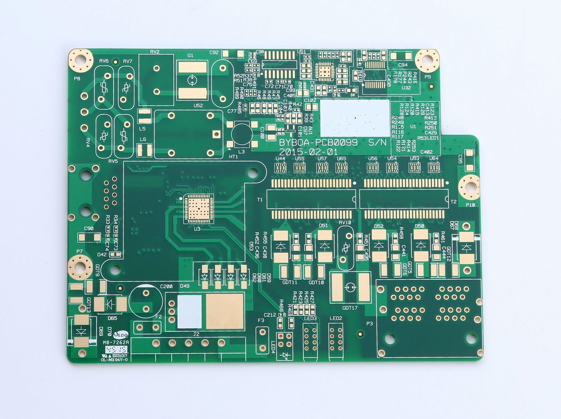 Wholesale Pcb Buy Reliable From Wholesalers On Made In Shenzhen Oem Electronic Printed Circuit Board Manufacturerpcb Double Copper Multilayer Assembly With Rohs Oldq28