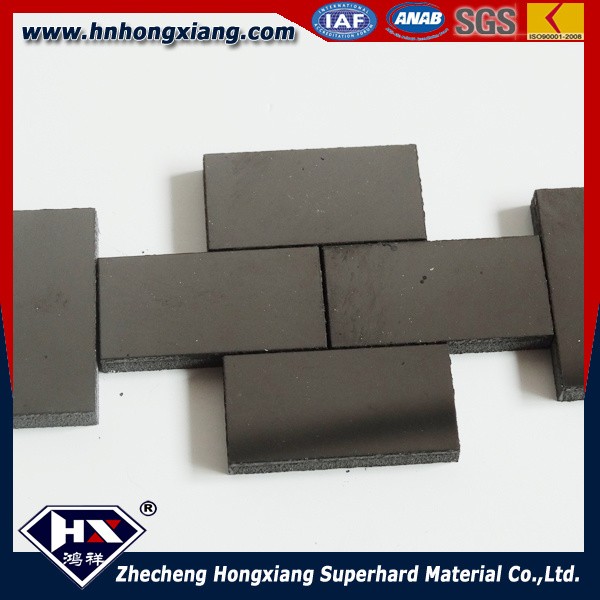 PCD Cutting Tool Blanks for Machining Non-Ferrous Metal and Alloys pictures & photos