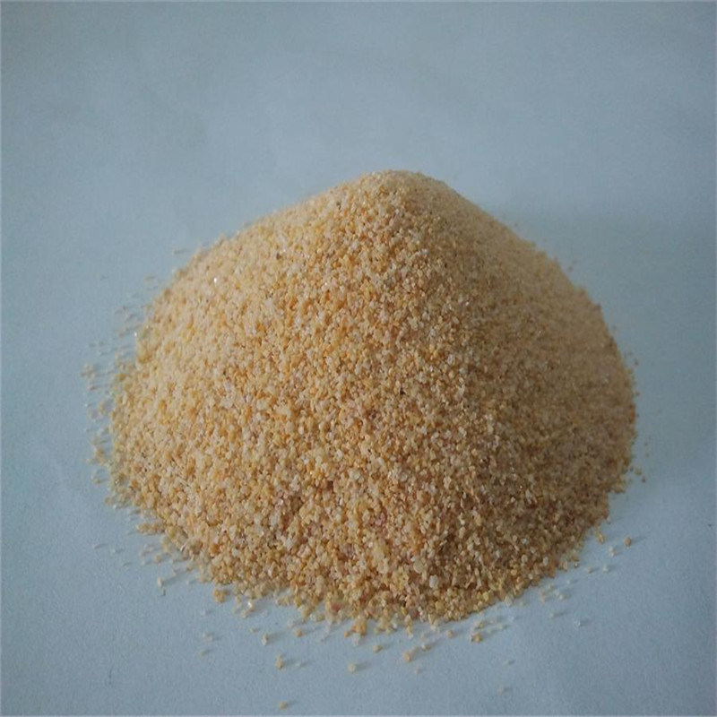 0.5-1mm White Silica Quartz/ Silica/Beach Sand/Solar Quartz Crucible Sand