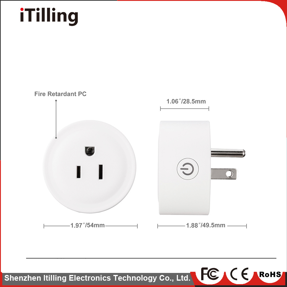 Hot Ing Electrical Plug Insert Smart Home Automation Wifi Socket