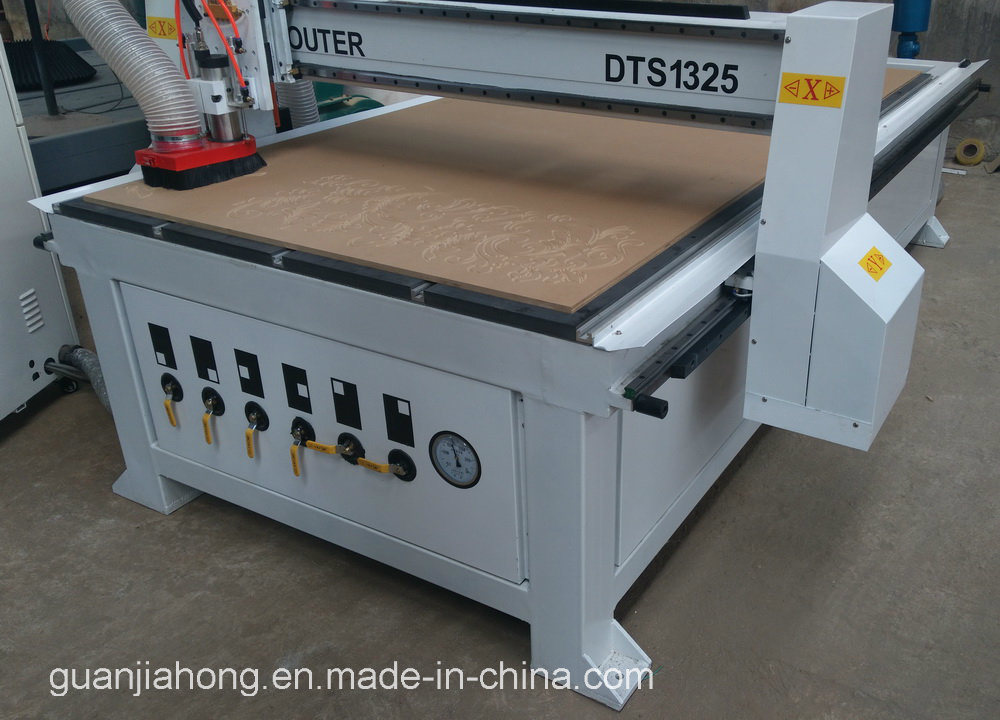 Wood, MDF, Plastic, Stone, Metal, 1325 CNC Router Machine