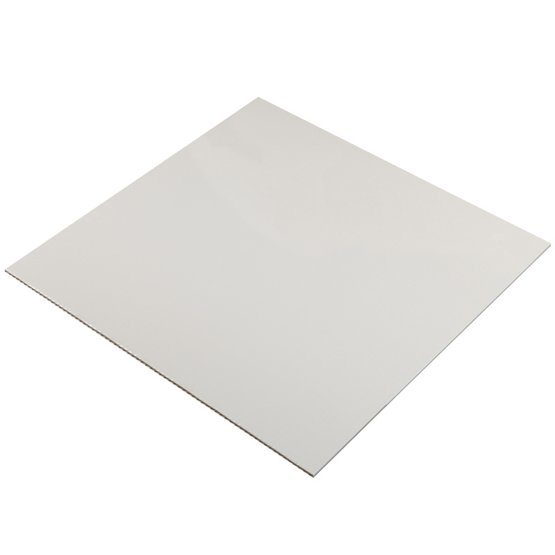 China Pvc Ceiling Interior Design White Color 60x60 Ht