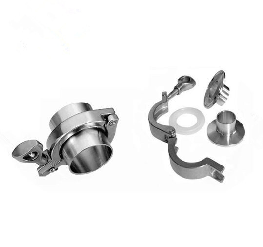 [Hot Item] Sanitary Fittings Brewery Accessories Stainless Steel SS304  SS316L Tri Clamp Full Set