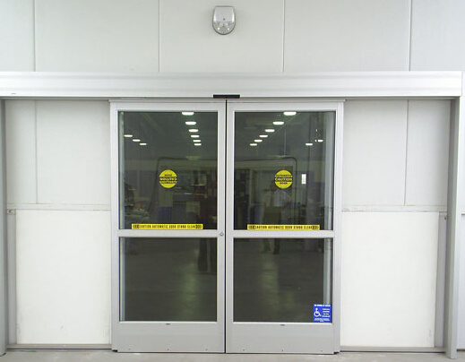 China Automatic Safety Sliding Glass Door Systems Ds200 China